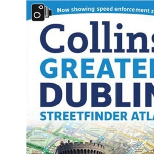 Greater Dublin Streetfinder Atlas (Collins Greater Dublin Streetfinder Atlas)