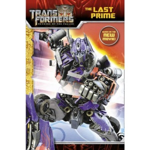 Revenge of the Fallen Chapter Book (Transformers 2)