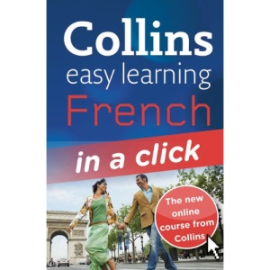 Collins Easy Learning - French in a Click