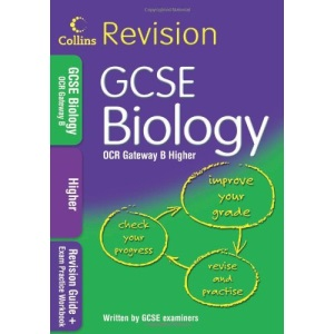 GCSE Biology OCR Gateway B Higher (Collins Revision) (Collins GCSE Revision)