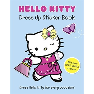 Hello Kitty Dress Up Sticker Book (Hello Kitty)