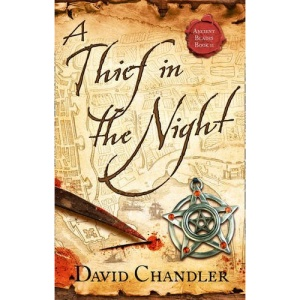 Ancient Blades Trilogy (2) - A Thief in the Night