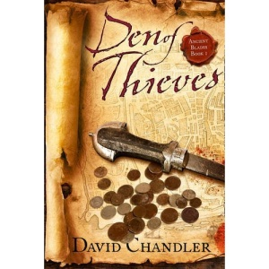 Ancient Blades Trilogy (1) - Den of Thieves