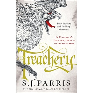 Treachery (Giordano Bruno 4): A gripping historical crime thriller in the No. 1 Sunday Times bestselling Giordano Bruno series: Book 4