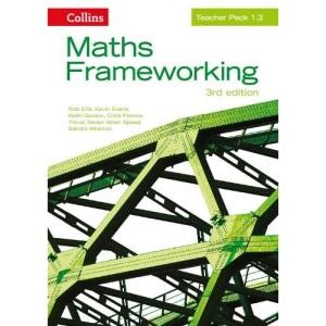 KS3 Maths Teacher Pack 1.3 (Maths Frameworking)