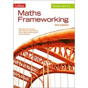 KS3 Maths Teacher Pack 3.3 (Maths Frameworking)