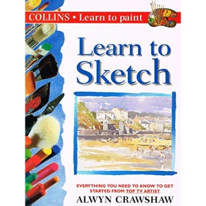 LEARN TO SKETCH, Collins - Learn to Paint