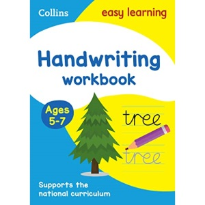 Handwriting Workbook Ages 5-7: Ideal for home learning (Collins Easy Learning KS1)