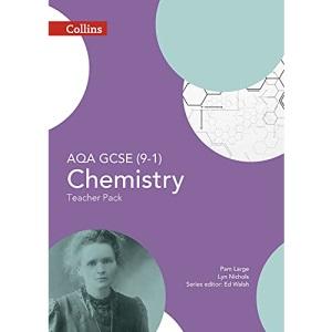 AQA GCSE Chemistry 9-1 Teacher Pack (GCSE Science 9-1)