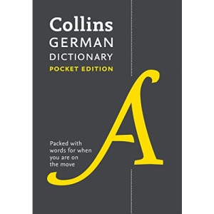 German Pocket Dictionary: The perfect portable dictionary (Collins Pocket Dictionaries)