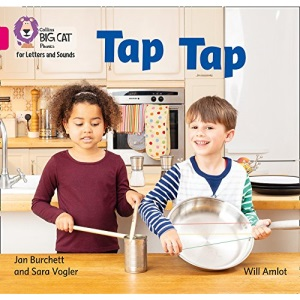 Tap Tap: Band 01A/Pink A (Collins Big Cat Phonics for Letters and Sounds)