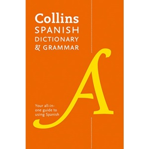 Spanish Dictionary and Grammar: Two books in one