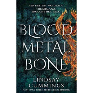 Blood Metal Bone: An epic new fantasy novel, perfect for fans of Leigh Bardugo
