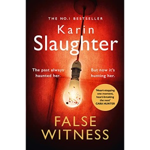 False Witness: The stunning new 2021 crime mystery suspense thriller from the No.1 Sunday Times bestselling author