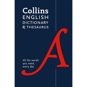 Paperback English Dictionary and Thesaurus Essential: All the words you need, every day (Collins Essential Dictionaries)