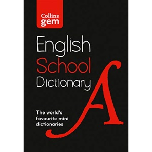Gem School Dictionary: Trusted support for learning, in a mini-format (Collins School Dictionaries)