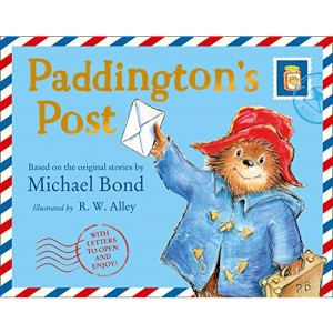 Paddington's Post: With real mail to open and enjoy!