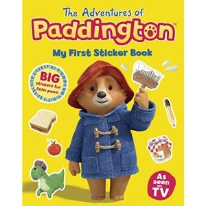 The Adventures of Paddington: My First Sticker Book (Paddington TV)