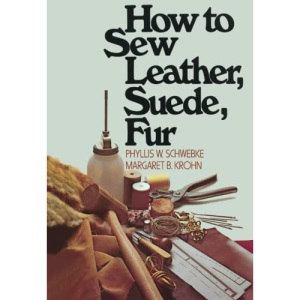How to Sew Leather, Suede and Fur