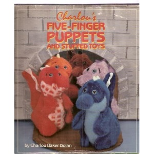 Five Finger Puppets and Stuffed Toys