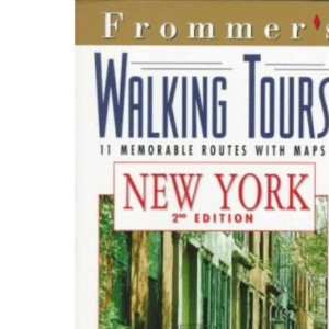 New York (Frommer's Walking Tours S.)