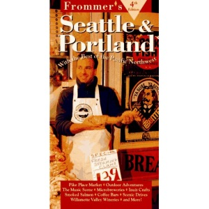 Seattle and Portland 1996-97 (Frommer's Complete City Guides)