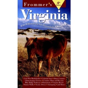 Frommer's Guide to Virginia (Frommer's guides)