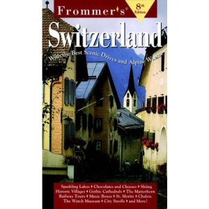 Switzerland (Frommer's Complete Guides)