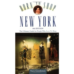 New York (Frommer's Born to Shop)