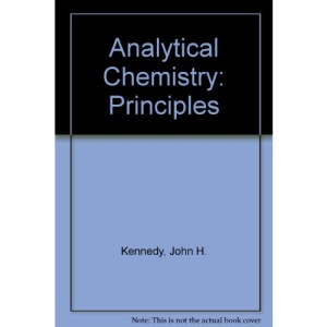 Analytical Chemistry: Principles