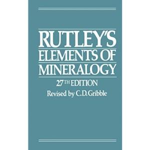 Rutley's Elements of Mineralogy (Semiconductors; 1)