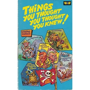 Things You Thought You Thought You Knew