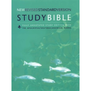The Bible: New Revised Standard Version (NRSV): With the Apocryphal/Deuterocanonical Books: New Revised Standard Version Study Bible with Apocryphal/Deuterocanonical Books (Bible Nrsv)
