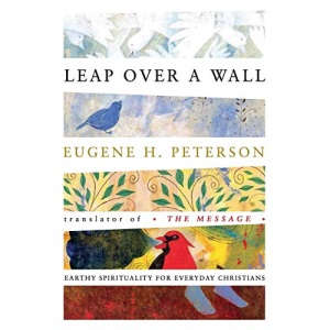 Leap over a Wall: Earthy Spirituality for Everyday Christians: Earthy Spirituality for Everyday Christiansreflections on the Life of David from