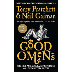 Good Omens: The Nice and Accurate Prophecies of Agnes Nutter, Witch (Discworld)