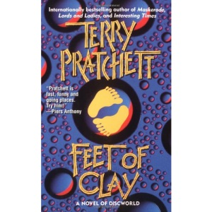 Feet of Clay (Discworld Novels)