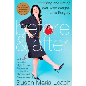 Before and After: Living and Eating Well After Weight-loss Surgery