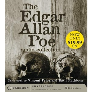 Edgar Allan Poe Audio Collection Low Price CD: Edgar Allan Poe Audio Collection Low Price CD