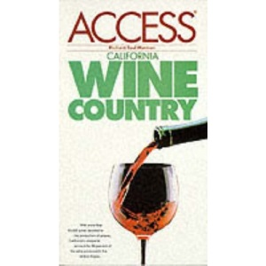 California Wine Country (Access Guides)