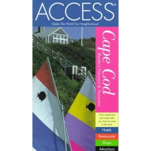 Cape Cod, Martha's Vineyard and Nantucket (Access Guides)