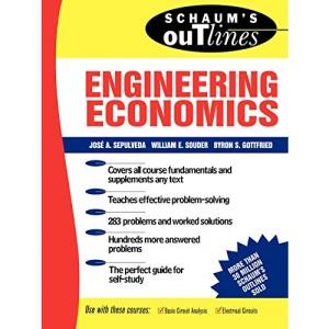 Schaum's Outline of Engineering Economics (SCHAUMS' ENGINEERING)