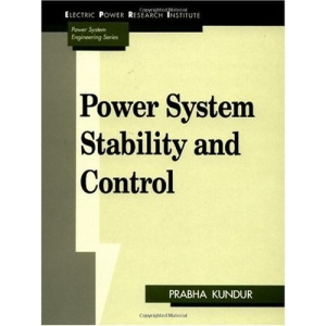 Power System Stability and Control (EPRI Power System Engineering)