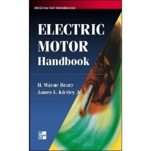 Electric Motor Handbook (McGraw-Hill Handbooks)