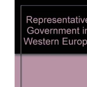 Representative Government in Western Europe