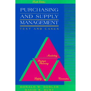Purchasing and Supply Management (McGraw-Hill Series in Management)