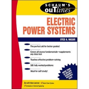 Schaum's Outline of Electrical Power Systems (Schaum's Outline Series)