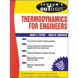 Schaum's Outline of Engineering Thermodynamics (Schaum's Interactive Outline)