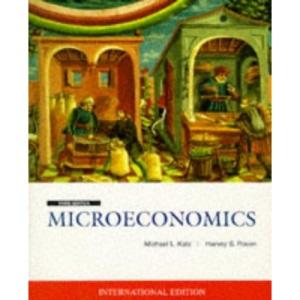 Microeconomics 3/e