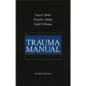 Trauma Manual, 4/e: Companion to Trauma 4r.e.