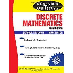 Schaum's Outline of Discrete Mathematics, 3rd Ed. (Schaum's Outline Series)